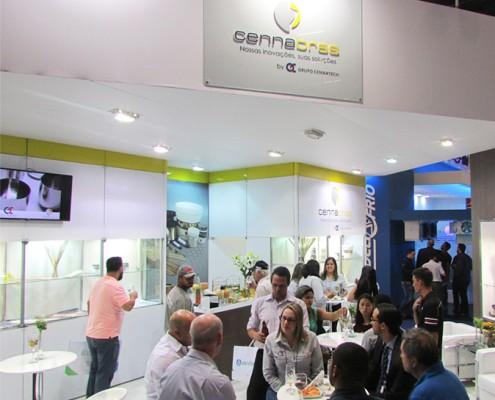 Cennabras participa en Febrava 2017